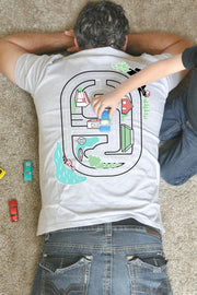 Play Mat Back Rub Shirt