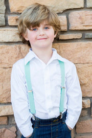 Mint Suspenders