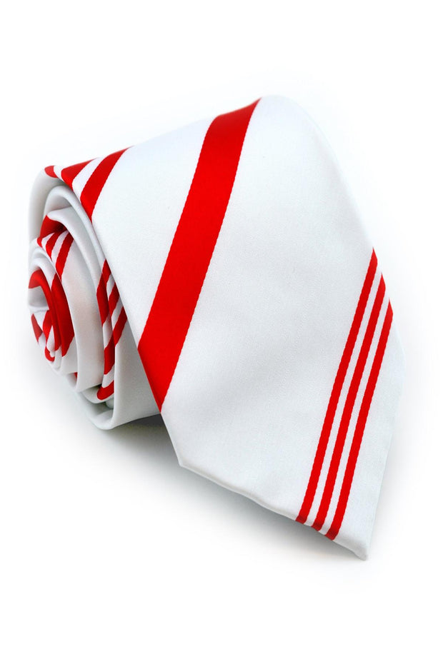 Peppermint Stripe Tie