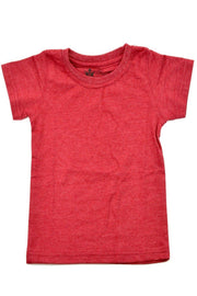 Red Crew Neck Shirt