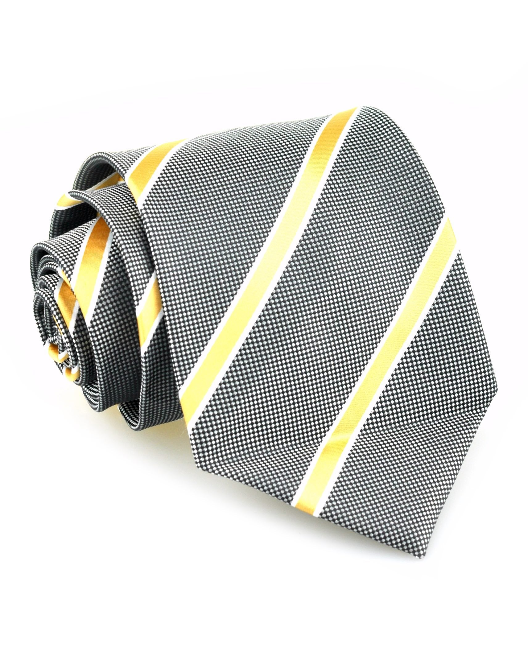 gold-and-carbon-stripe-dad-tie.jpg