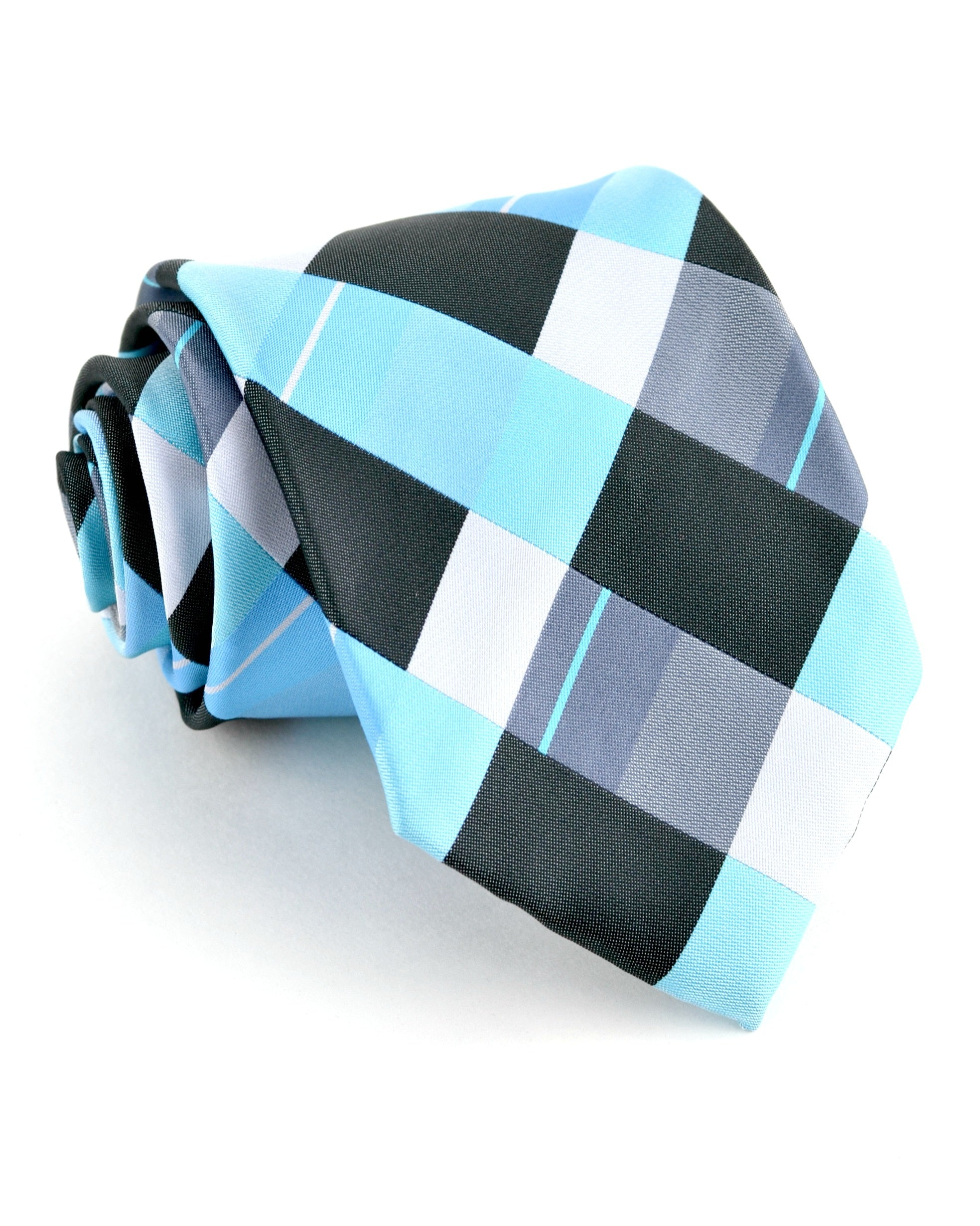 aqua-and-charcoal-squares-dad-tie.jpg