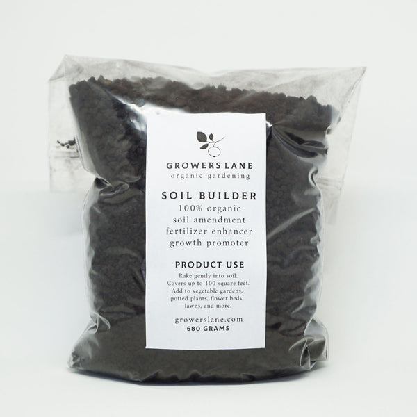 Growers Lane Organic Soil Builder