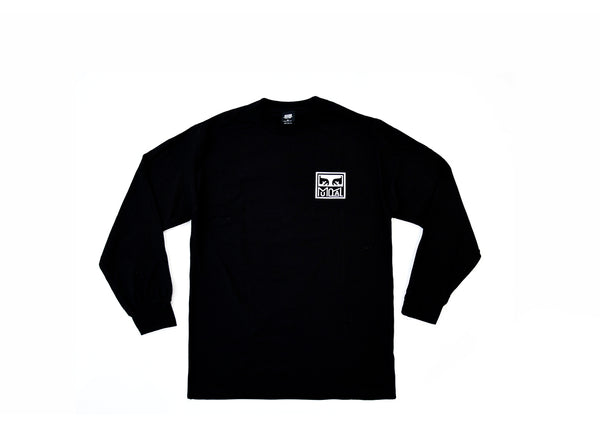 OBEY X MURAL Long Sleeve Shirt