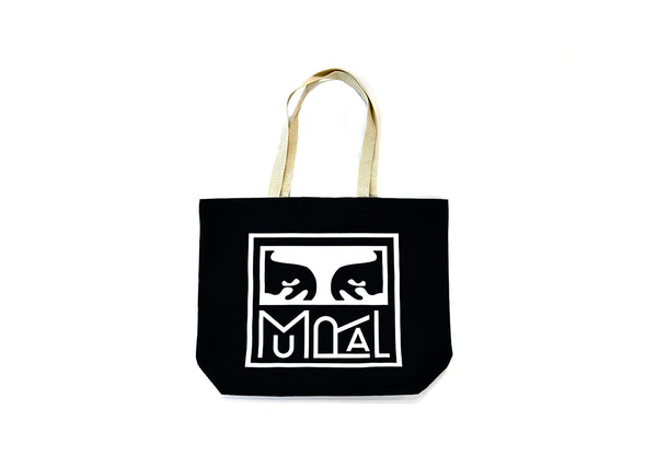 OBEY X MURAL Tote Bag