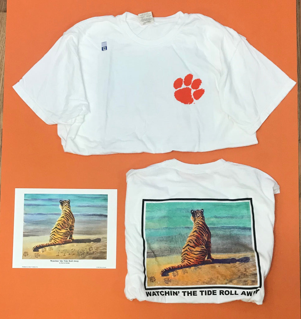 Clemson Shirt / print package