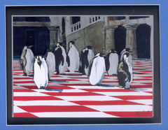 """Penguins at the Citadel"""