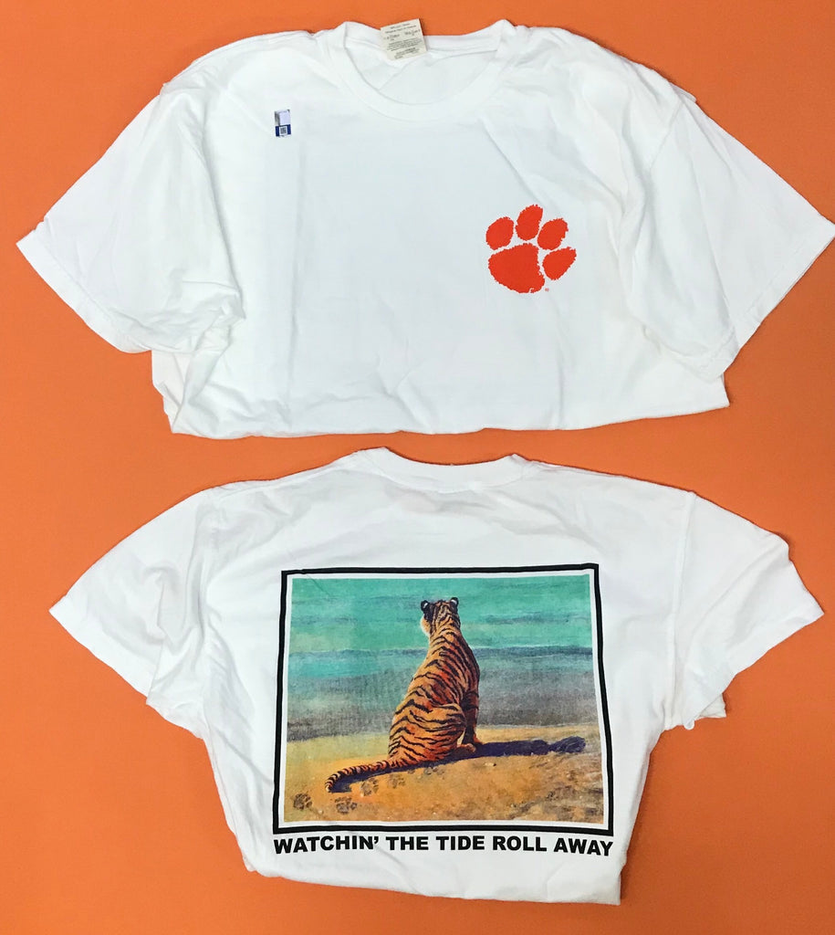 Licensed Clemson Tee Shirt
