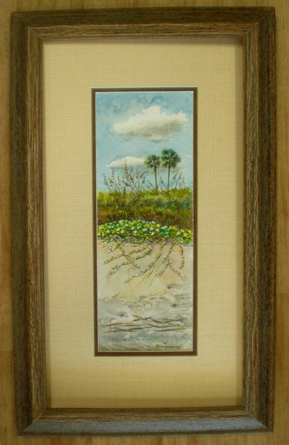 """Dune Flowers"" SOLD"