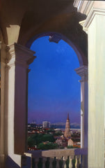 """Steeple View, 1982"""
