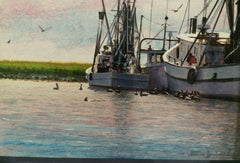 "#1 "" "" Feeding Time , Shem Creek"""