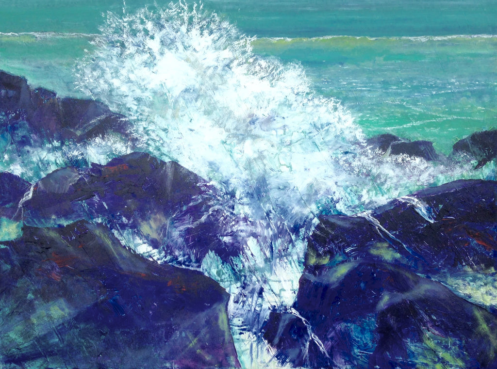 "#3 "" Crashing Wave"""