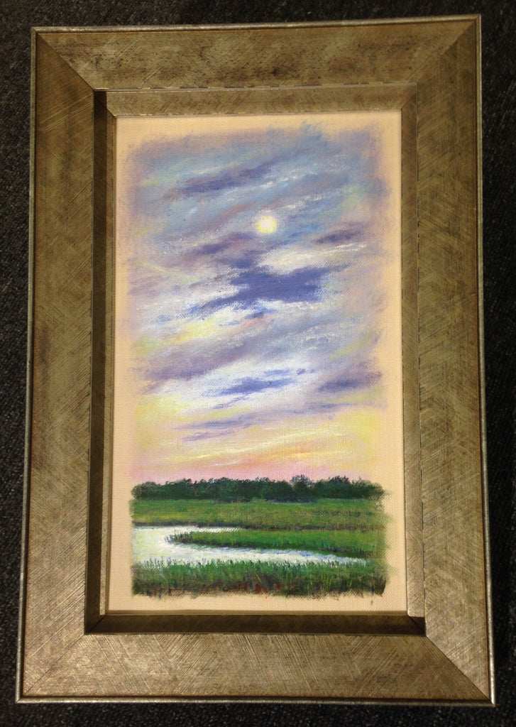 """Shem Creek Marsh"""