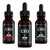 CBD Oil Complete Set (3 pack)