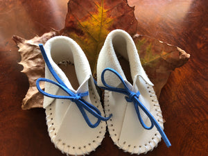 Leather Baby Shoes-Desert Boot Style