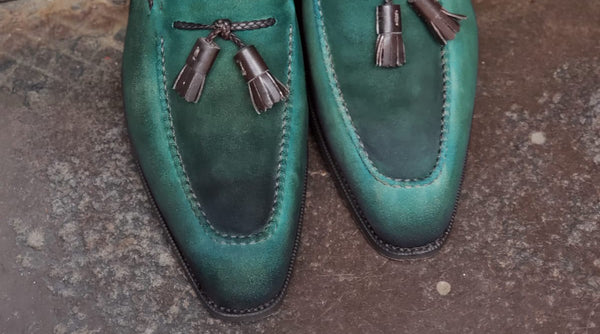 Back From The Dead - Patina Saved My Loafers