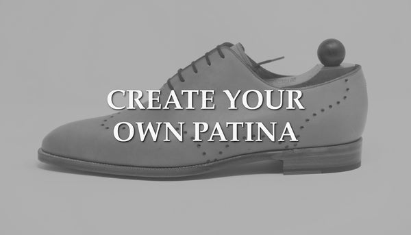 Tony II - Create Your Own Patina