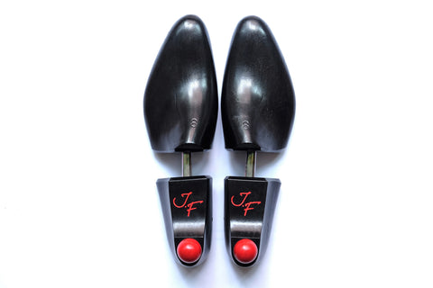 Alderwood Shoe Trees - Lightweight Version Black