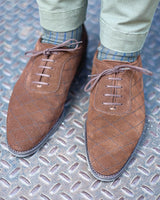 Spokane - Dark Brown Suede