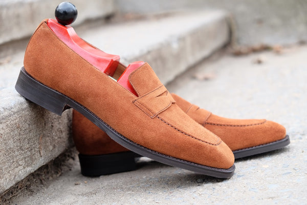Washington - Cumin Suede