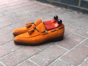 Eskapa GMTO - Orange Suede - LPB Last