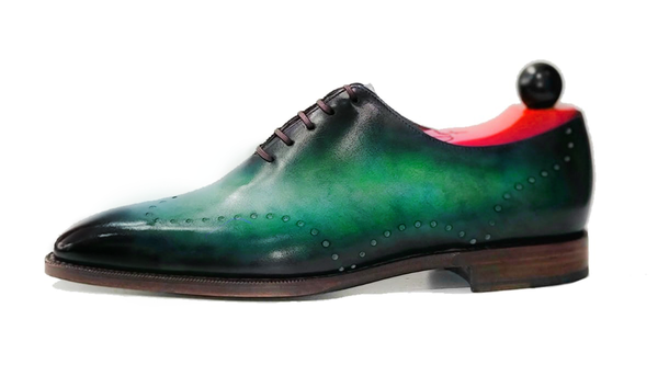 Tony II - Fuji Patina - Sea Green