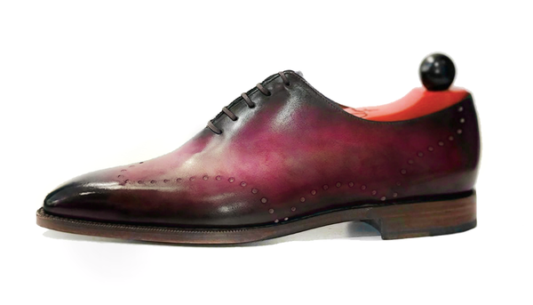 Tony II - Fuji Patina - Red