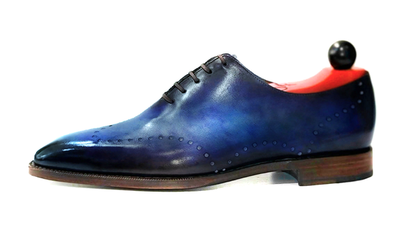 Tony II - Fuji Patina - Dark Blue