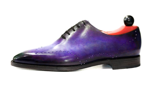 Tony II - Fuji Patina - Purple