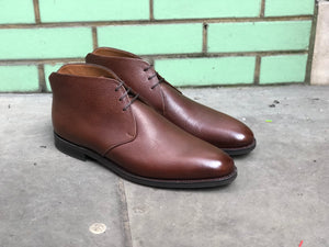 Ballard - MTO - Brown Country Calf - TMG Last - City Rubber Sole