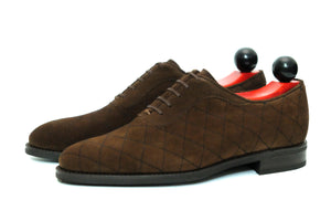 Spokane PreSale - Dark Brown Suede