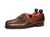 Hawthorne - MTO - Copper Museum Calf - TMG Last - Single Leather Sole