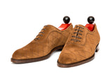Spokane - MTO - Snuff Suede - NGT Last - Single Leather Sole