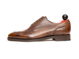 Whittier - MTO - Copper Museum Calf - LPB Last - Double Leather Sole