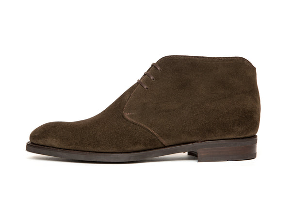 Ballard - MTO - Bitter Chocolate Suede - NGT Last - City Rubber Sole