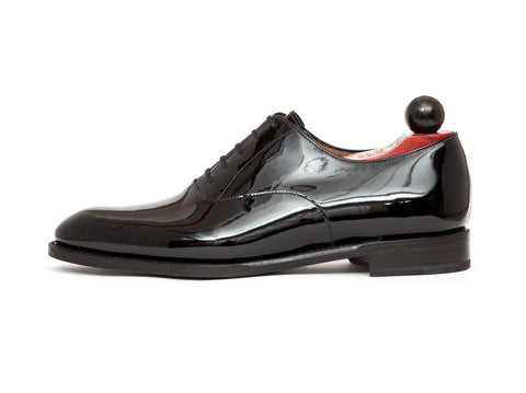 Greenwood - MTO - Black Patent Leather