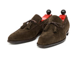 Issaquah - MTO - Moss Suede - LPB Last - Single Leather Sole