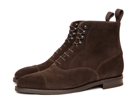 Ashworth - Bitter Chocolate Suede GMTO
