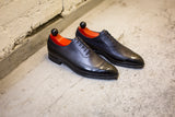 Sebastien - MTO - Black Calf / Midnight Calf - SEA Last - Single Leather Sole