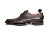J.FitzPatrick Footwear - Lynwood - Dark Brown Museum Calf - SEA Last