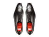 Kirkland - MTO - Black Calf - MGF Last - Single Leather Sole