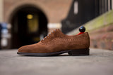 Roosevelt - MTO - Snuff Suede - TMG Last - Single Leather Sole