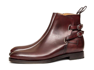 Genesee - Burgundy Calf - PRE SALE DISCONTINUED