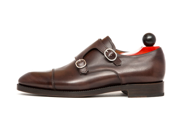 Kent - MTO - Coffee Calf - NGT Last - Double Leather Sole
