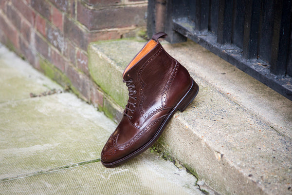 Holman - MTO - Dark Brown Chromexcel