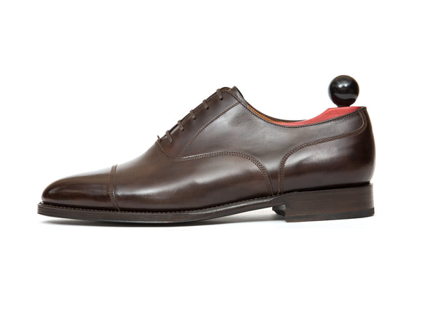 J.FitzPatrick Footwear - Magnolia - Antique Brown Calf - TMG Last