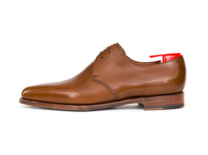 Fremont - MTO - Maple Calf - JKF Last - Natural Single Leather Sole