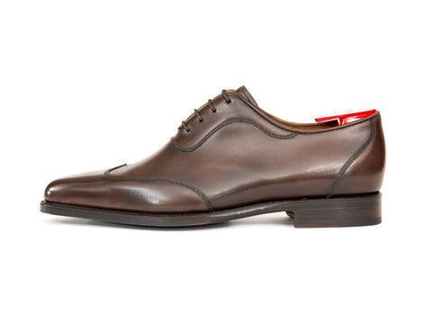 J.FitzPatrick Footwear - Rainier - Antique Brown Calf - JKF Last