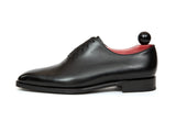 J.FitzPatrick Footwear - Skyway - Black Calf - LPB Last