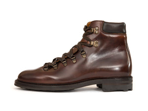 J.FitzPatrick Footwear - Snoqualmie - Rugged Brown / Dark Brown